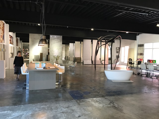 Our new Wynwood Showroom