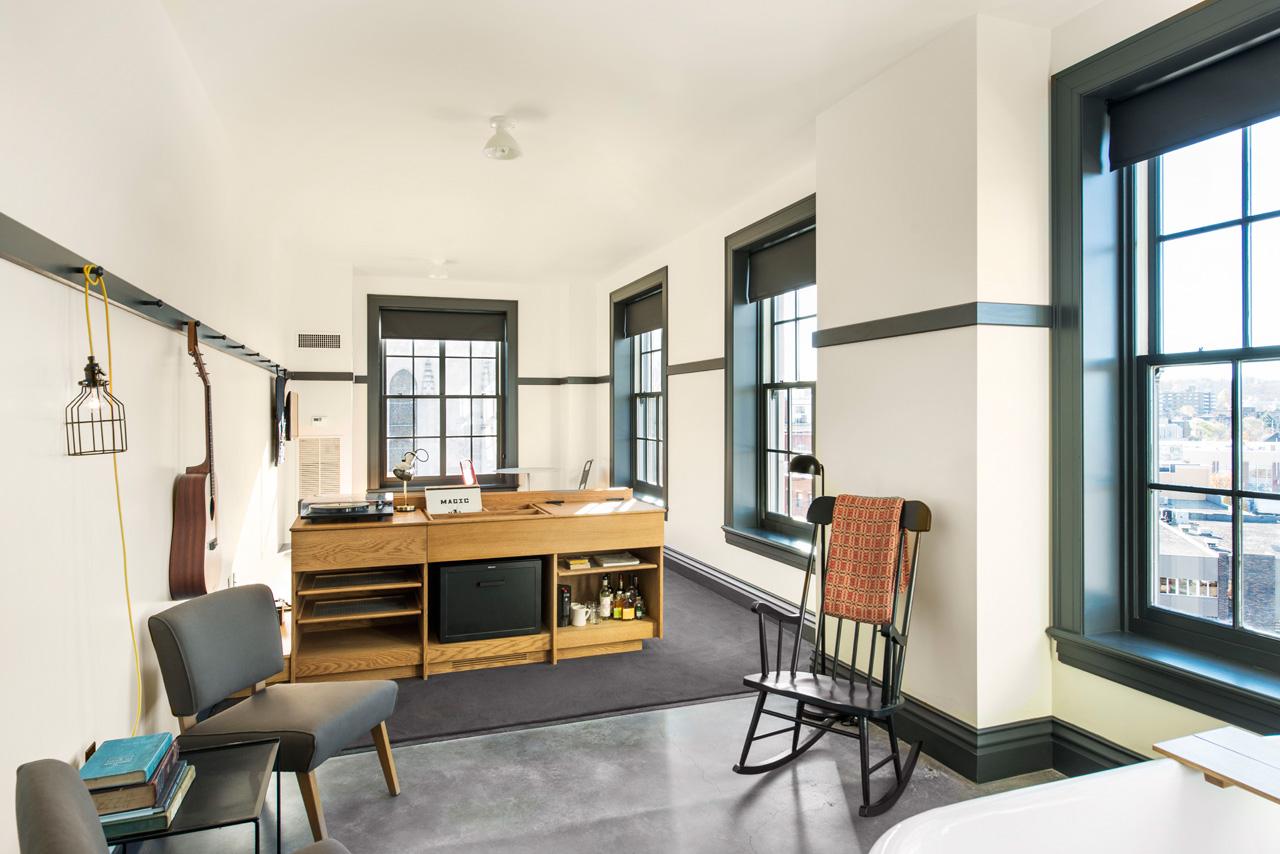 Espa ol dise os de interiores que marcaron tendencia el for Ace hotel chicago interior design
