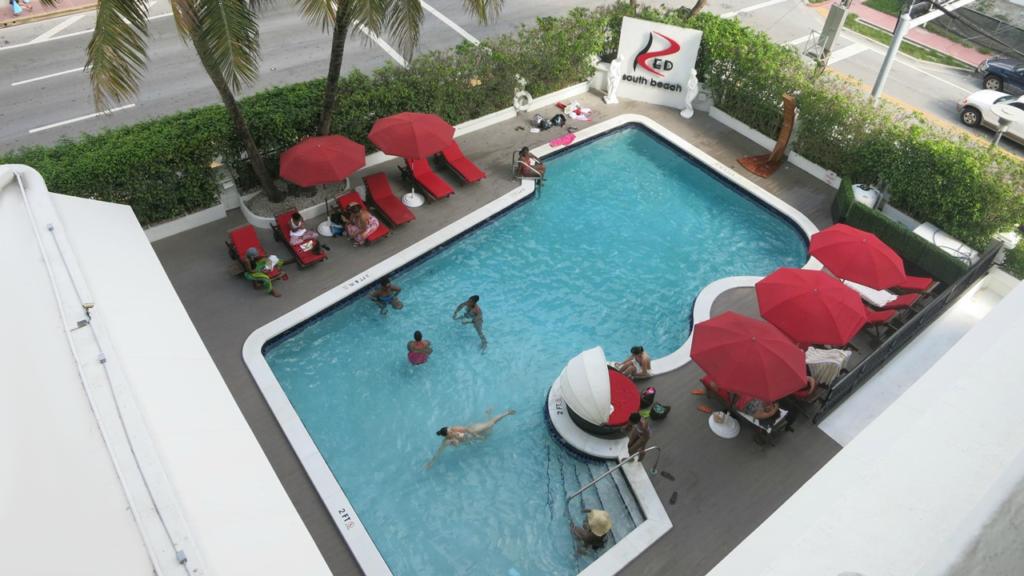 Red South Beach Hotel Italgres
